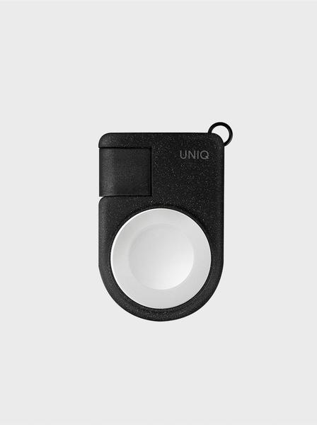 Uniq Cove Portable Magnetic Apple Watch Charger with Built-In USB-A Cable