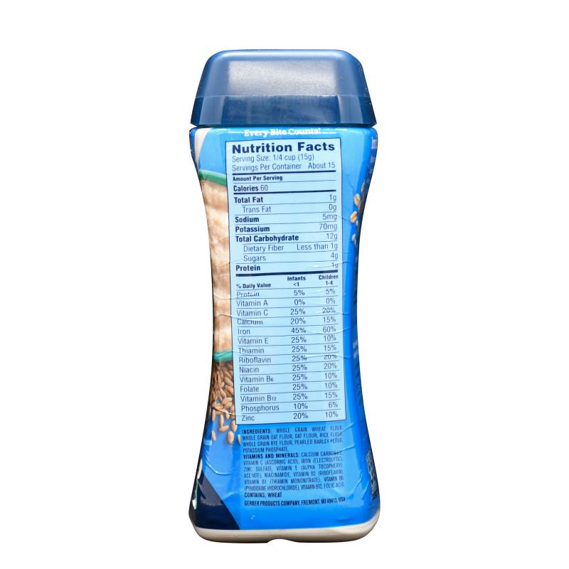 Gerber嘉寶 混合穀物米粉 (227g)