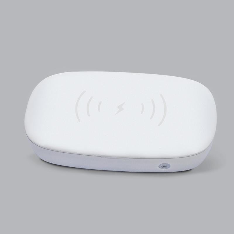 Newage 無線充電紫外光消毒盒