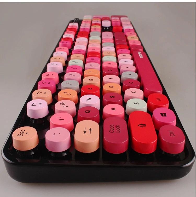 MOFII 無線鍵盤滑鼠套裝 [4色]