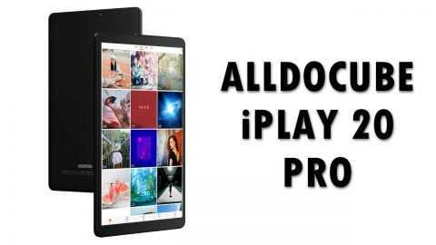 酷比魔方 iplay20 Pro (6GB DDR4 RAM + 128GB ROM)