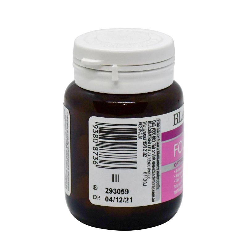 BLACKMORES 葉酸片 (90粒)