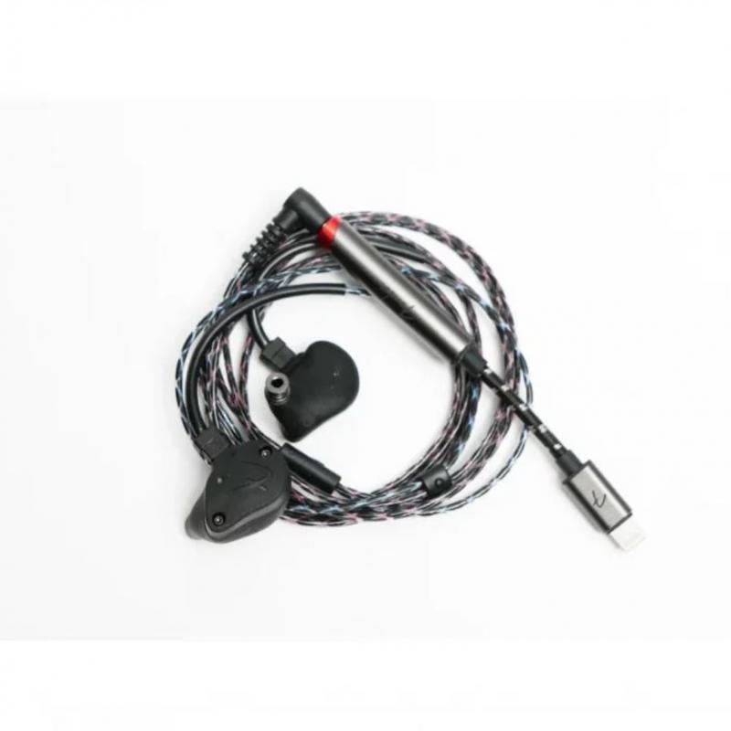 Fender Ten 5 Carbon Black + AE1i Audio Enhancer 轉換線 (送完即止)