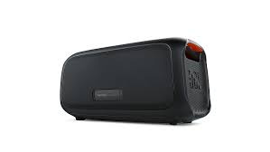 JBL PartyBox On-The-Go Bluetooth Speaker With Mic