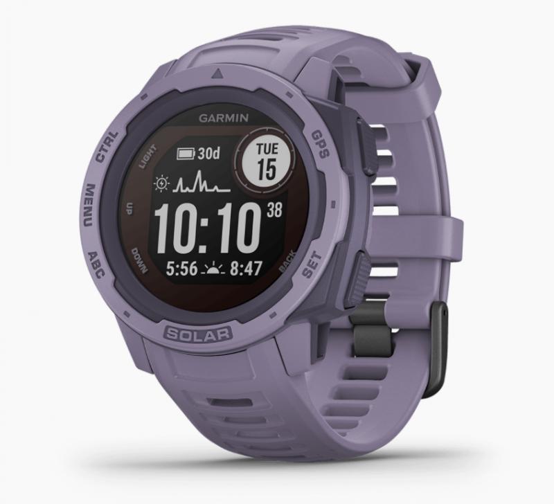 Garmin-Instinct Solar戶外運動智能手錶(英文版)