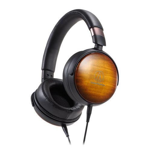 Audio Technica ATH-WP900 木製便攜式耳筒