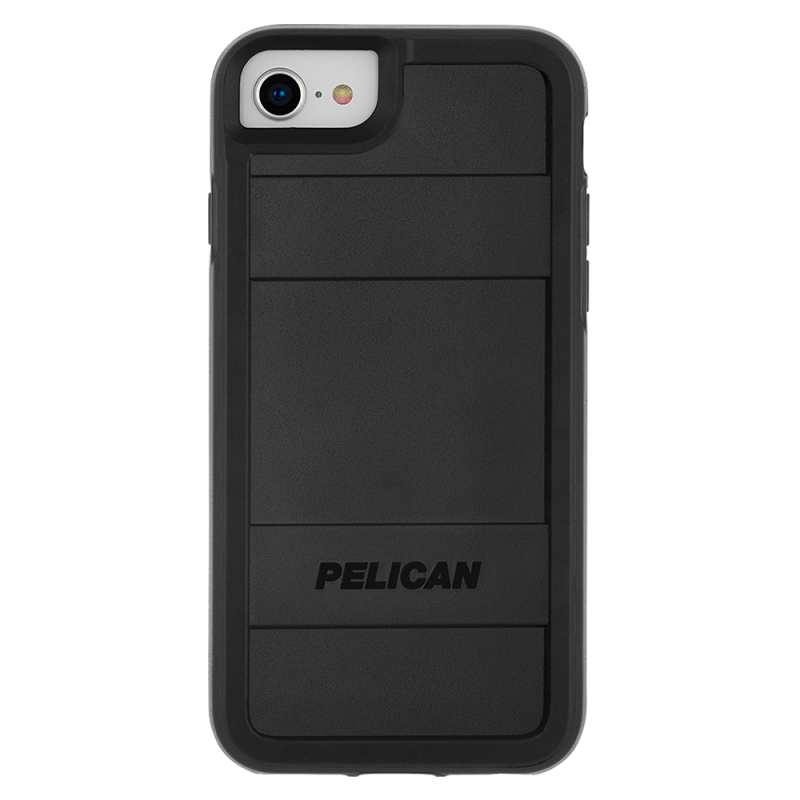 Pelican Protector Case for Apple iPhone SE / 8 / 7 / 6s / 6 - Black