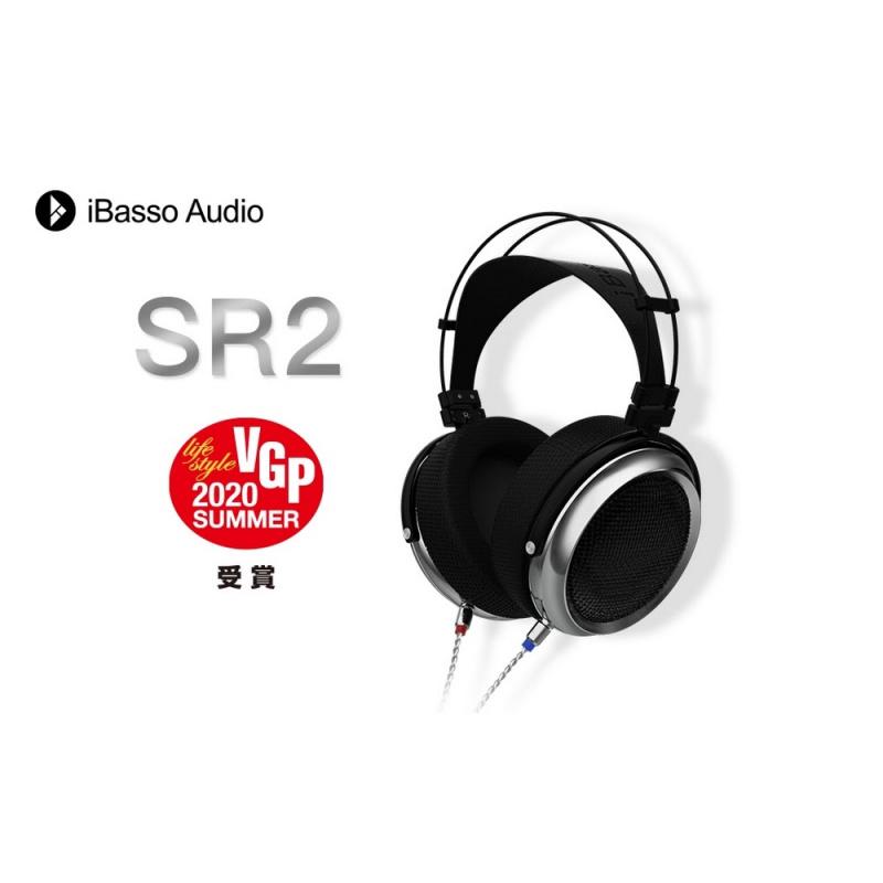 iBasso SR2 強特斯拉單元耳機