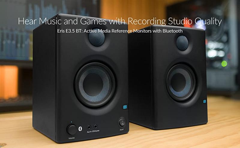 PreSonus Eris E3.5BT 監聽喇叭