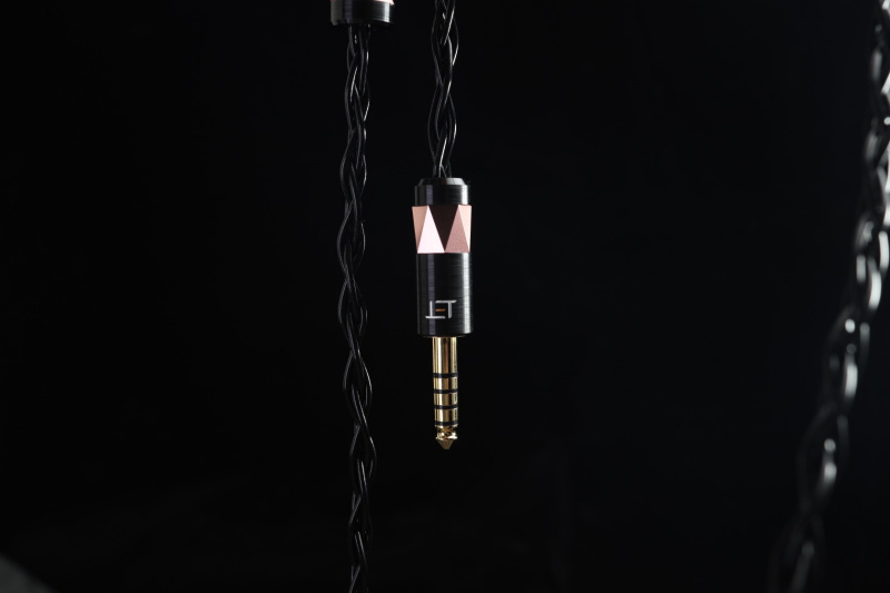 Eletech Socrates 升級耳機線