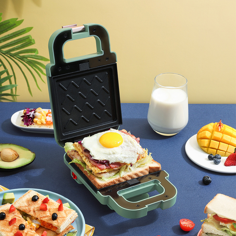 Life Element - 三文治早餐機(接觸烤架) P8 - 煎烤機 多士爐 窩夫機 三文治機