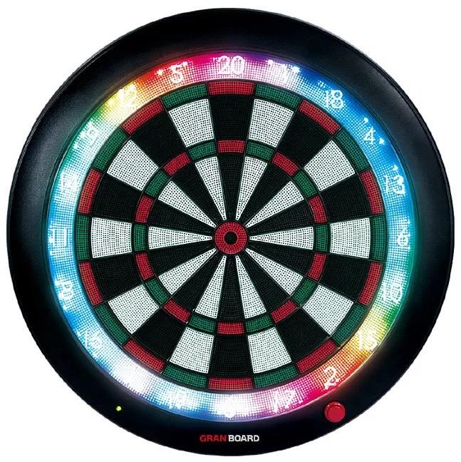 Gran Board 3S 升級版智能飛鏢靶(2020版)