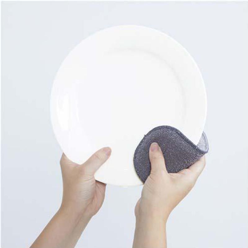 日本Marna 碗碟不留痕 海綿百潔布【市集世界 - 日本市集】