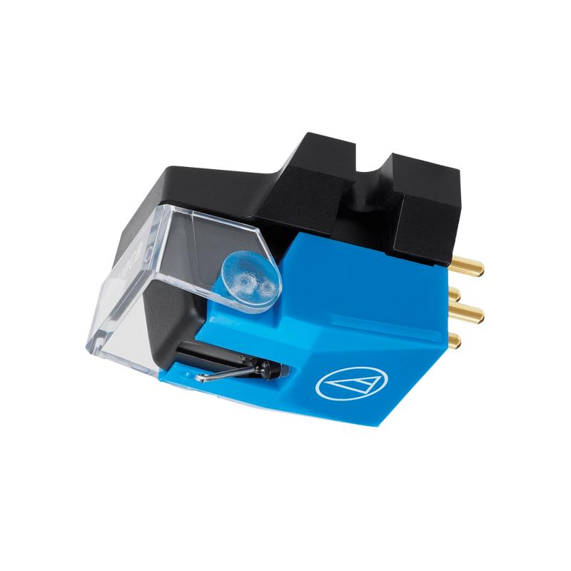 Audio Technica VM型雙動磁式立體聲唱頭 VM510CB