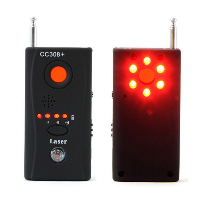 Usb充電款-防偷拍竊聽無線射頻信號探測器(CC308+)
