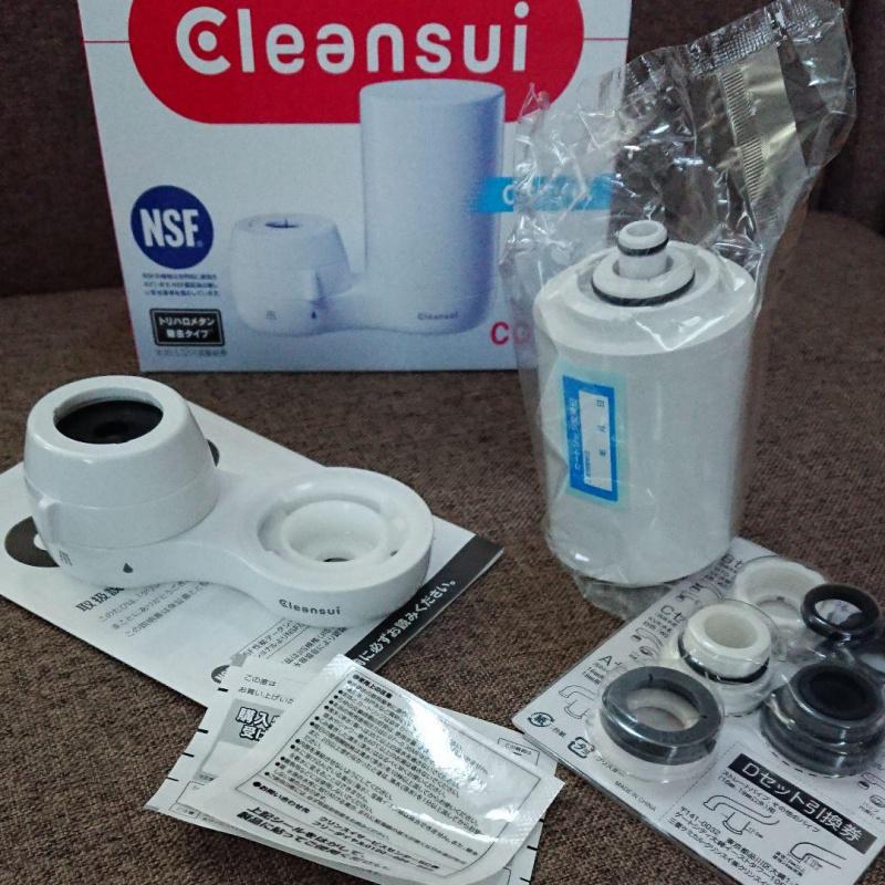 Mitsubishi 三菱Cleansui CG104 龍頭型淨水器 (優惠期間送2濾芯)