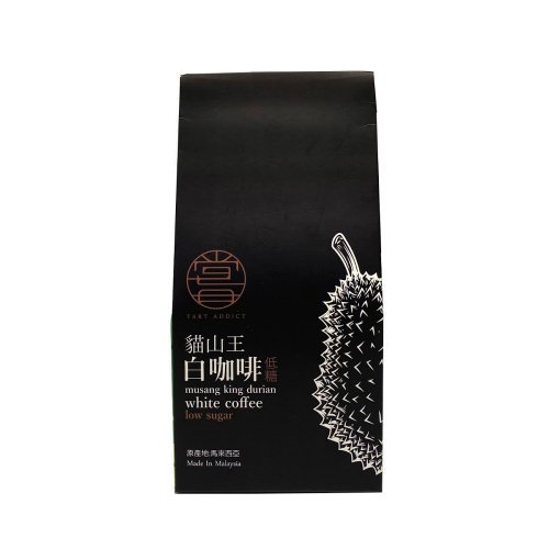 嘗琉珍 貓山王白咖啡