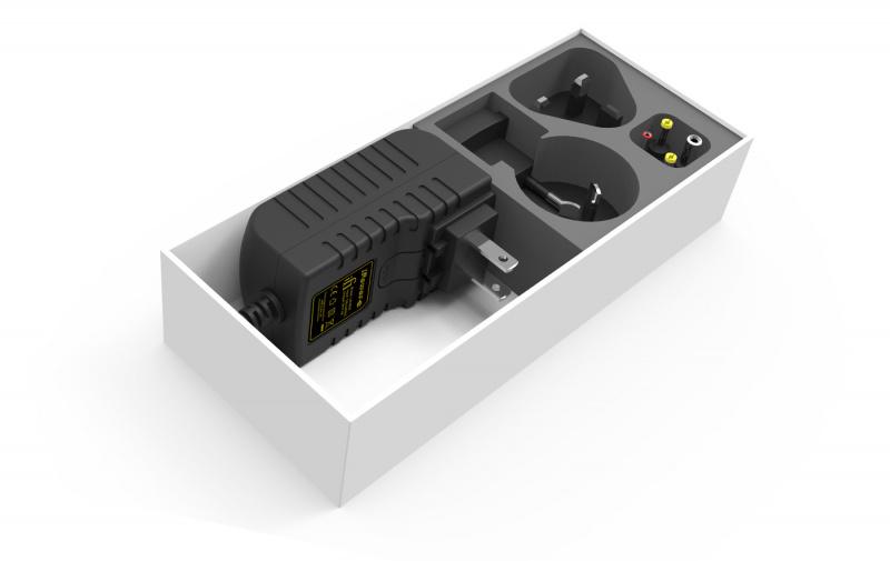 ifI iPower 5V 淨化電源配適器