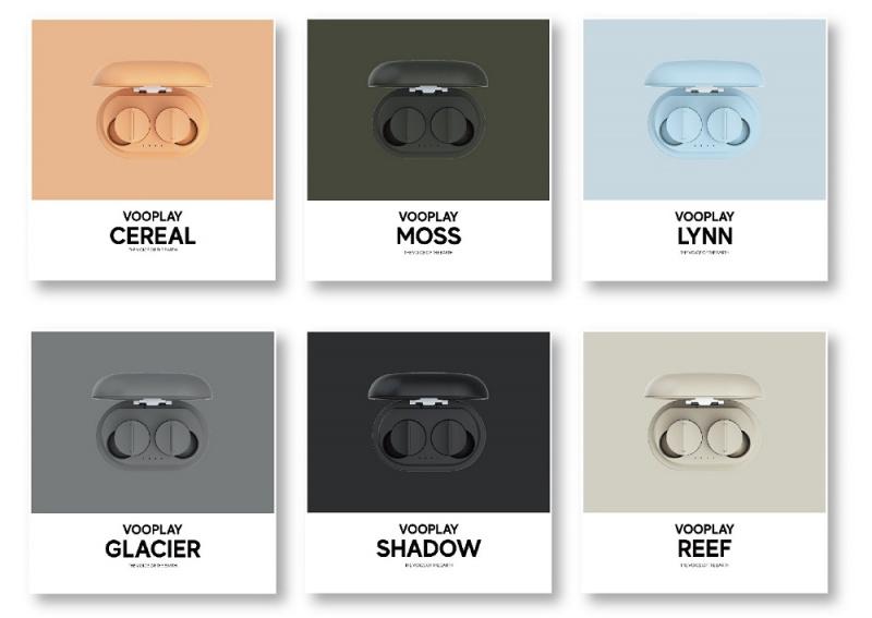 Sabbat Vooplay 真無線耳機 六款大自然顏色選擇 (原裝行貨一年保養)🎶🎧