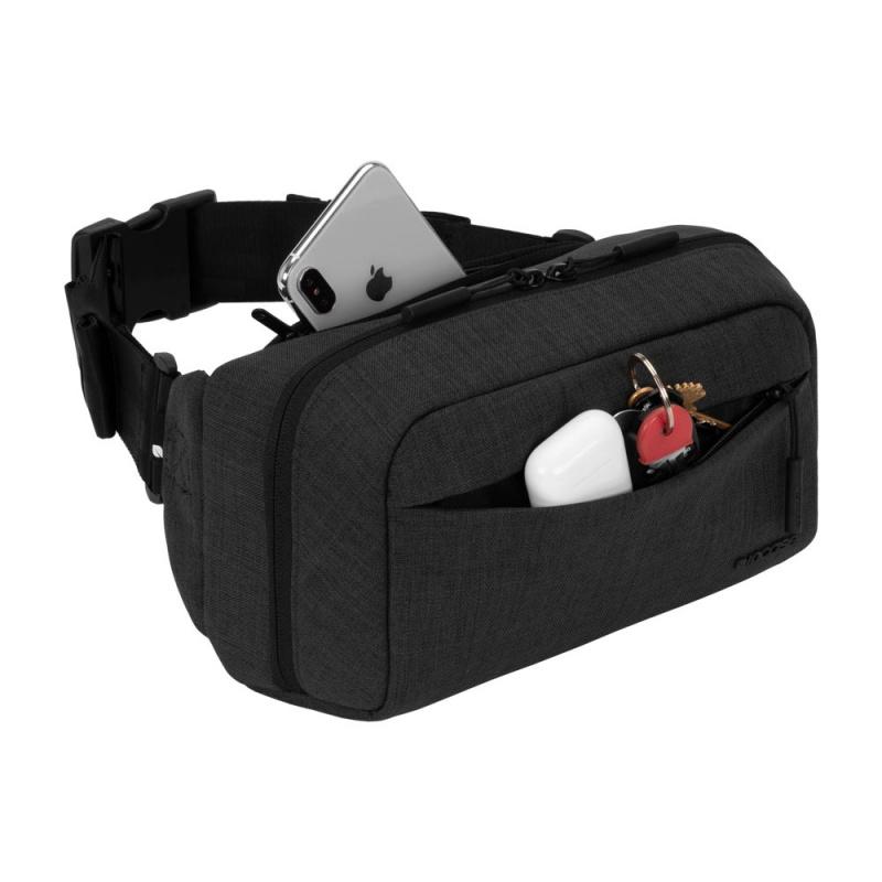 Incase Camera Side Bag w/Woolenex