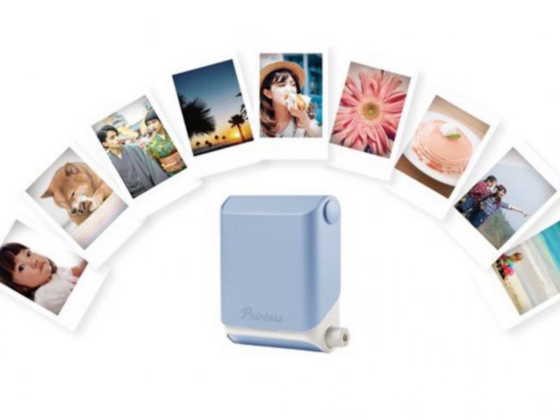 日本直送 PRINTOSS 無需用電 三秒印相機 大量現貨