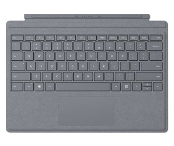 Microsoft Surface Pro Signature Type Cover Platinum (English US Layout)