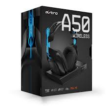 香港行貨 Astro A50 Gen 3 Wireless Headset For PS4 & PC 熊貓豬