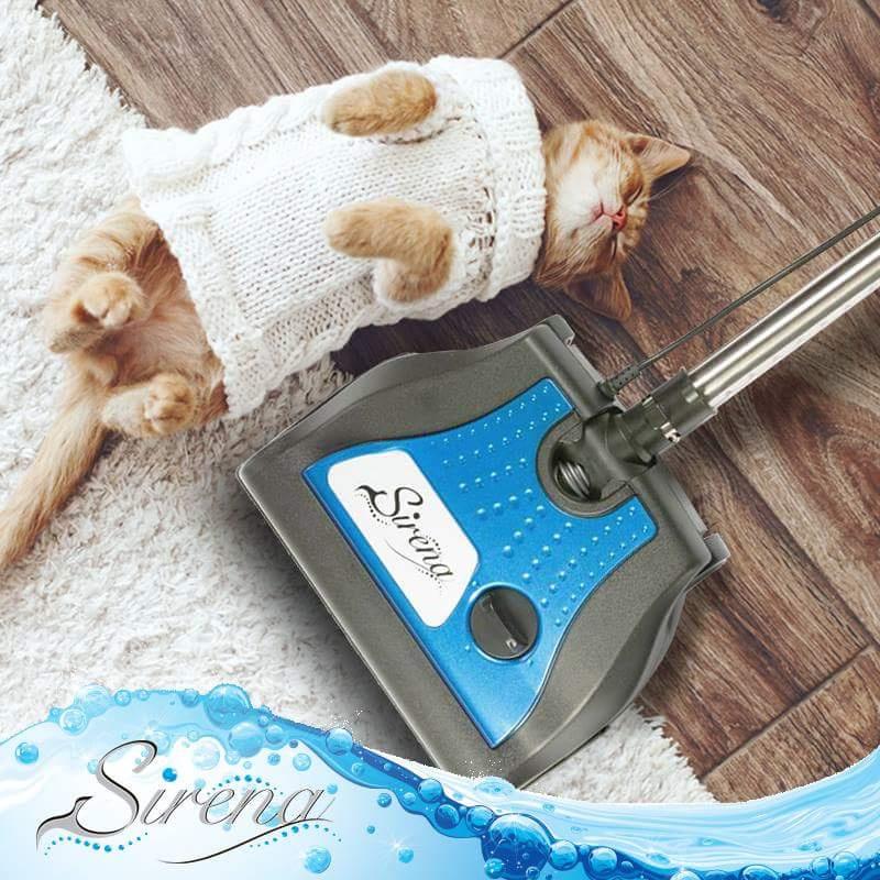 Sirena 水濾式清潔系統