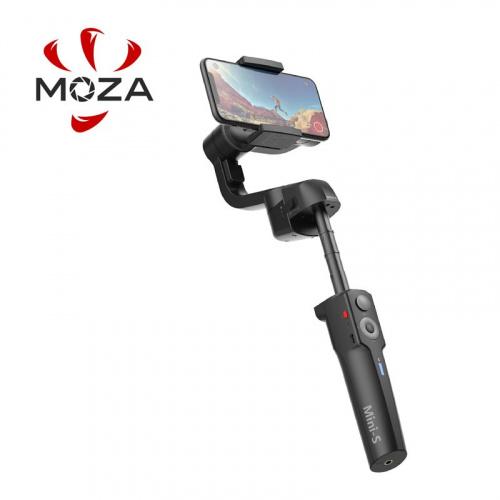 MOZA魔爪 Mini-S 手機三軸摺疊穩定器 (可延長)