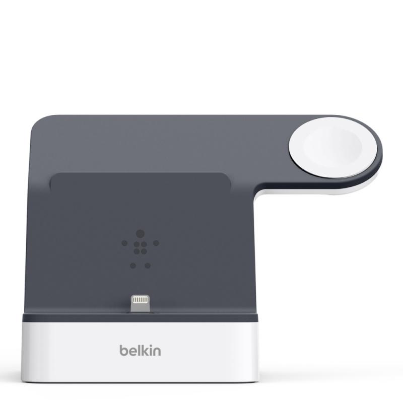 Belkin PowerHouse™ Apple Watch 與 iPhone 專用充電座 [2色]