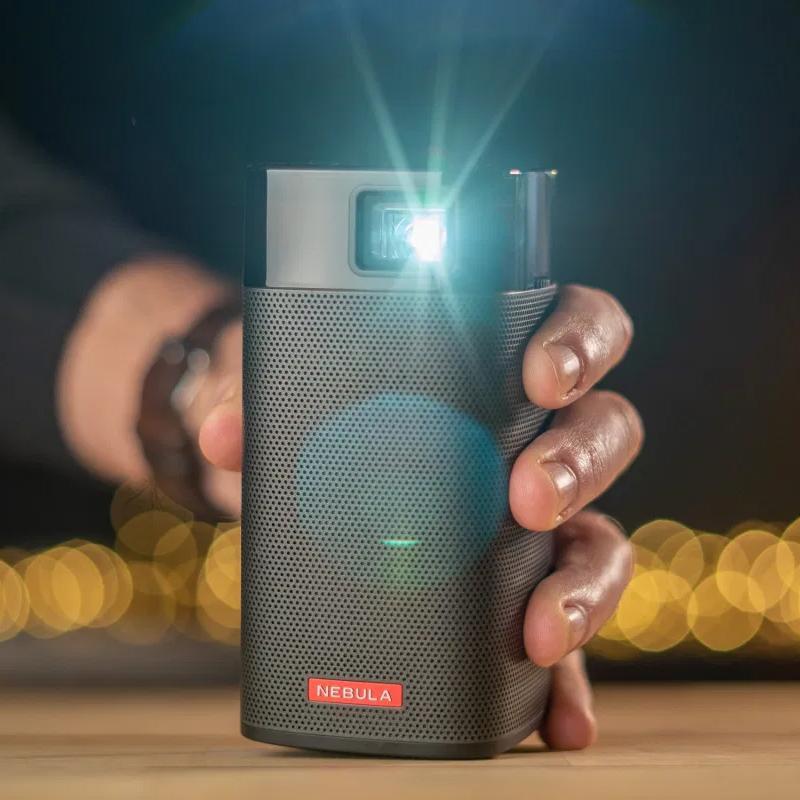 Anker Nebula Apollo 無線迷你便攜式 投影機|香港行貨📽