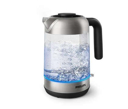 Philips HD9339/81 玻璃電熱水煲