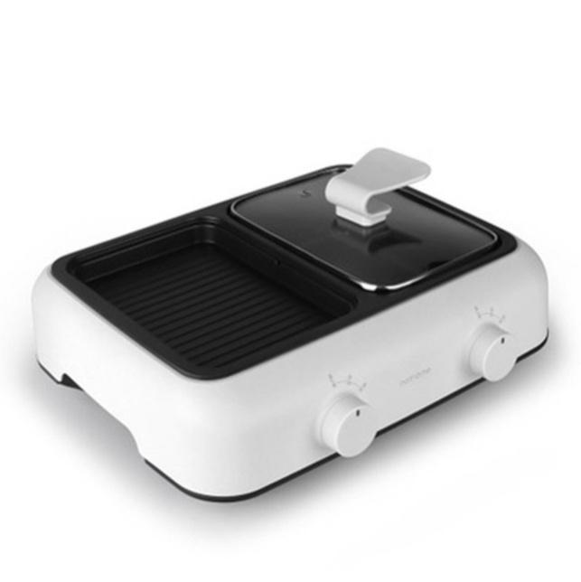 Nathome - NDG814 800ML 多功能家用神器電火鍋