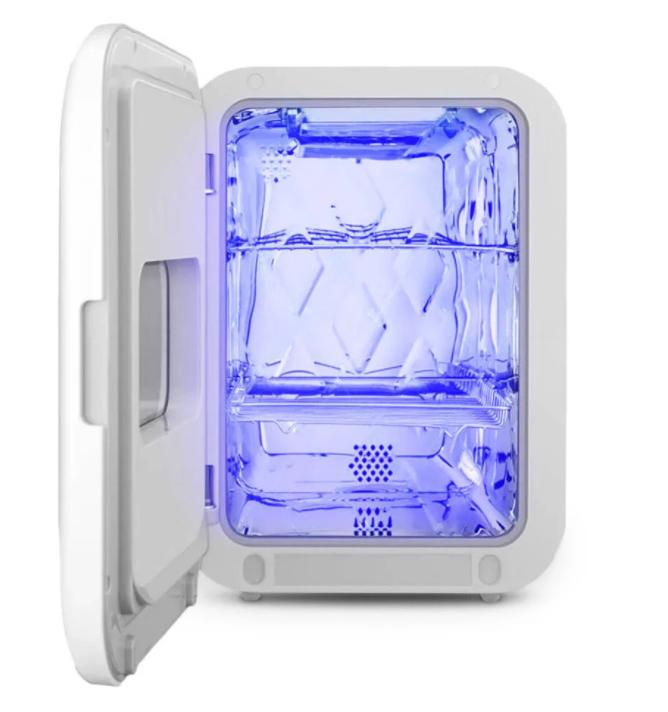 小浪-桌面便攜白色消毒櫃 HD-ZMXDJ01