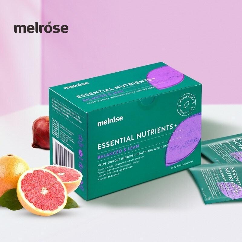 Melrose 紅橙輕盈粉3克 x 30包