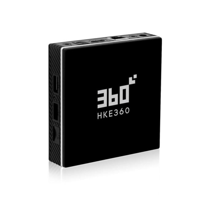 HKE360 360盒子 360 Pro 四代 2 + 16GB Bluetooth 6K