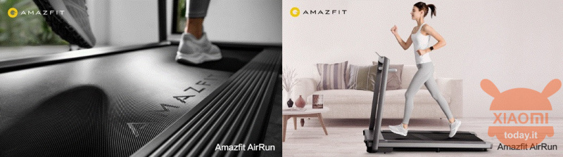 Amazfit AirRun 智能摺疊跑步機