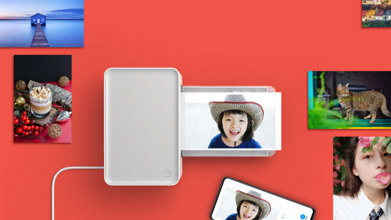 Xiaomi小米 米家照片打印機
