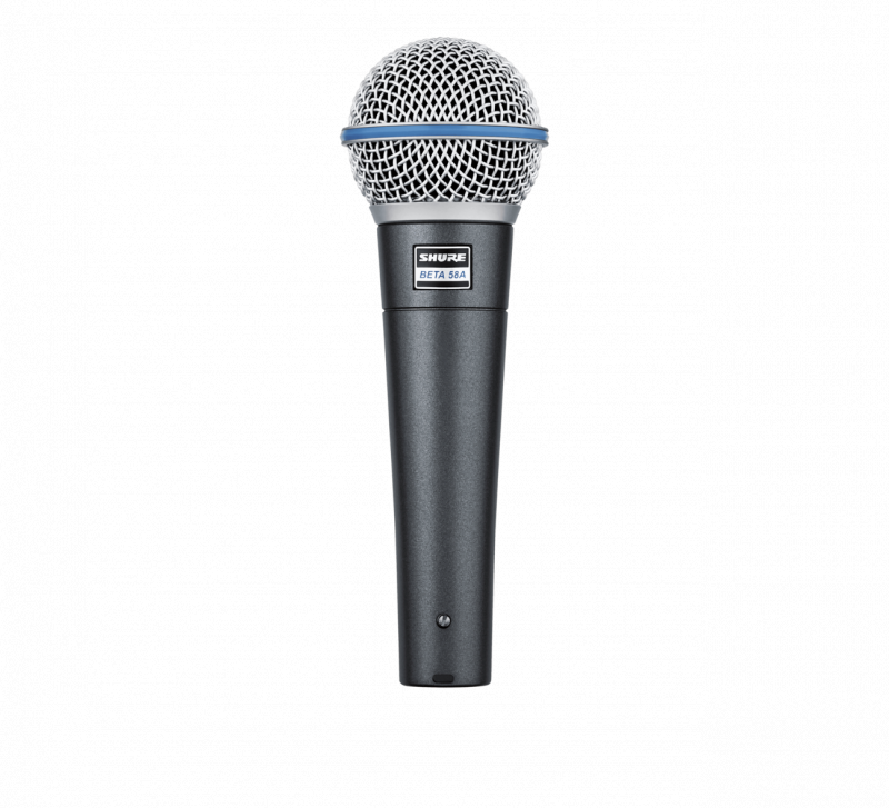 SHURE VOCAL Microphone 人聲咪 (Beta 58A)