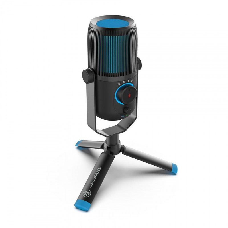 JLab Audio Talk 96k取樣率USB電容收音咪