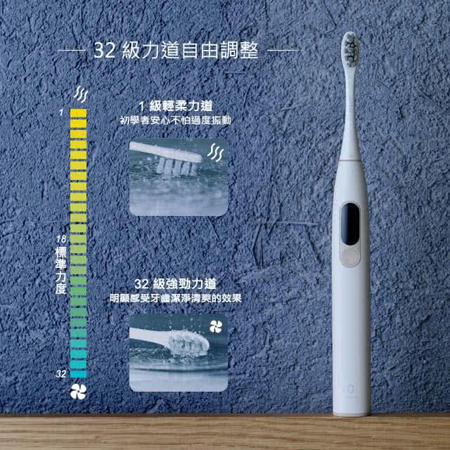 【攞獎的電動牙刷】 Oclean X 智能彩色觸控螢幕聲波電動牙刷 🦷