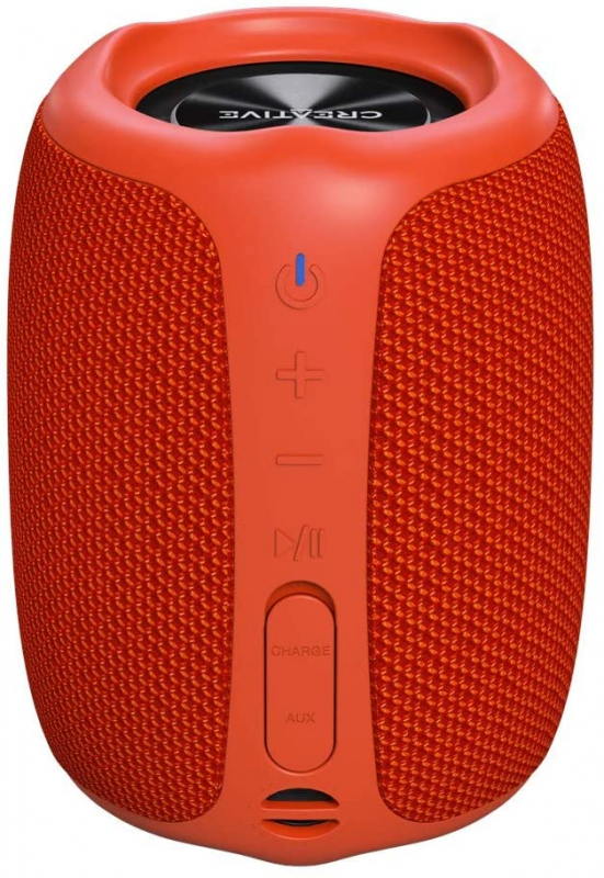 Creative MUVO Play Portable and Waterproof Bluetooth Speaker for Outdoors