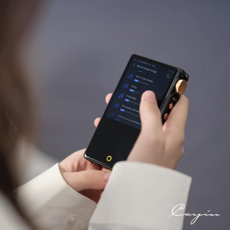 Cayin N3 Pro 隨身音樂播放器 (門市有現貨)