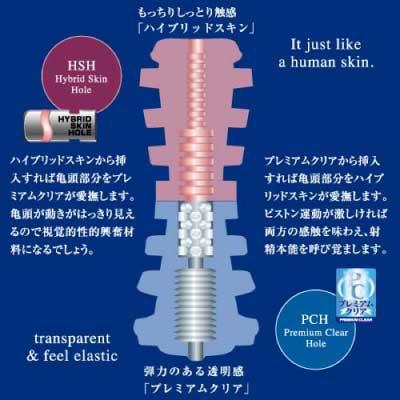 TTTY0217 Toys Sakai 男用自慰器 矽膠 飛機膠 日本製造
