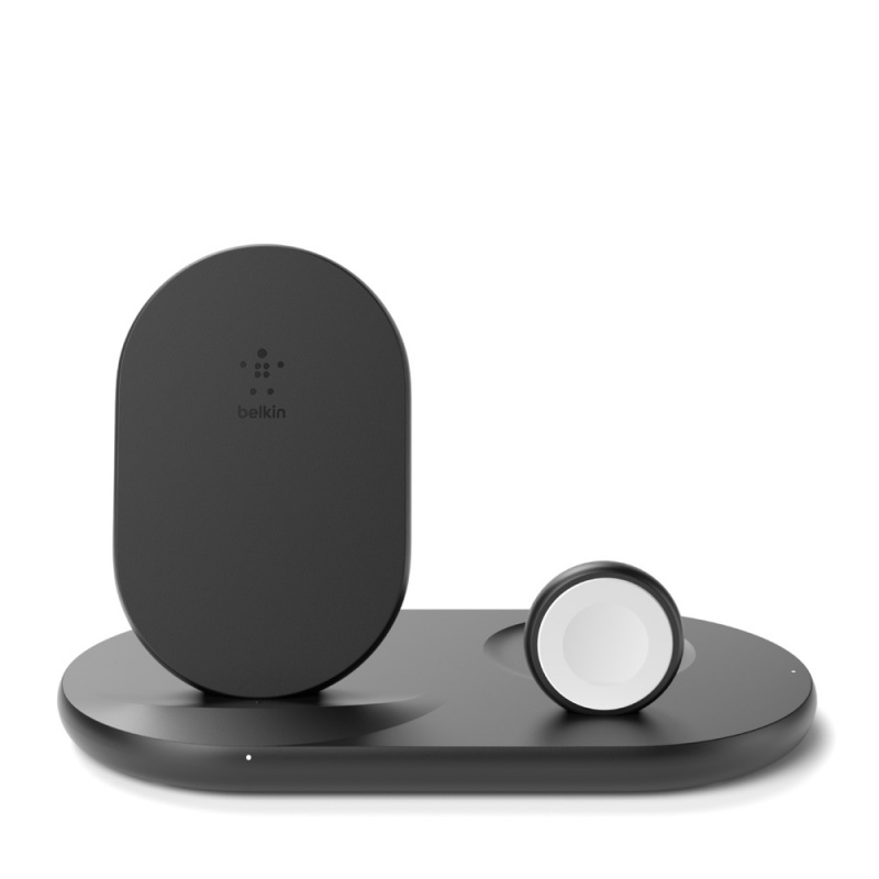 Belkin BOOST↑CHARGE™Apple 裝置專用 3合1 無線充電器 [WIZ001my] [2色]
