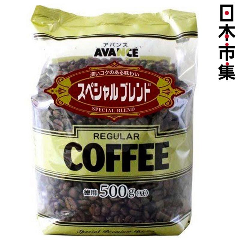 日版 國太樓Avance 招牌混合咖啡豆500g【市集世界 - 日本市集】
