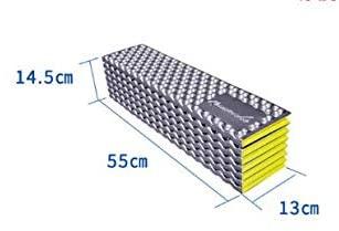 Kemanho 鋁箔單人蛋殼EVA防潮散熱墊露營墊 [2色]