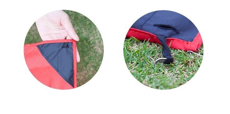 迷你隨身野餐墊 [2尺寸]