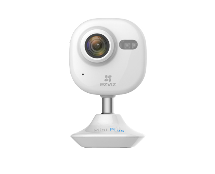 EZVIZ Mini Plus 多功能 Wi-Fi 攝影機 (白色) (89-16-1010)