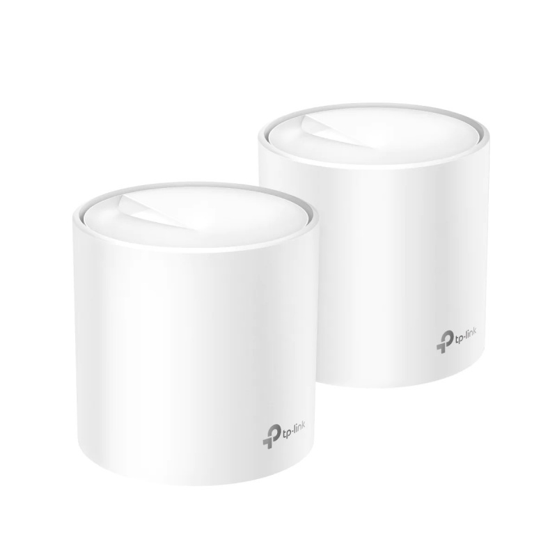 TP-Link DECO X20-2 Whole-Home Wireless-AX1800 Mesh Wi-Fi System (2pcs Pack)